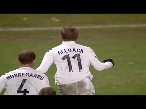 TOP 10: De bedste mål af Marcus Allbäck