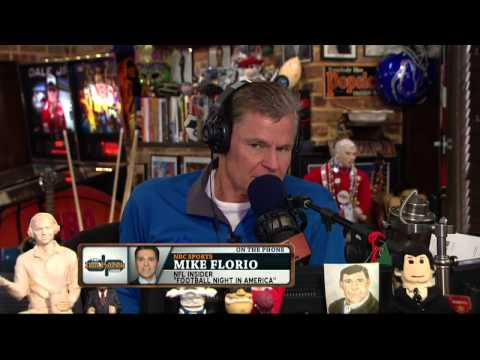Mike Florio on Ray Rice Suspension 7/24/14