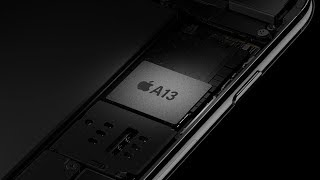 iPhone 11 with Apple A13 processor details