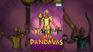 Pandavas - The Five Warriors ► English Animation Movies  from Shemaroo Kids