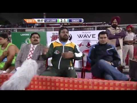 World Kabaddi League, Day 39: Lahore Lions Vs. United Singhs