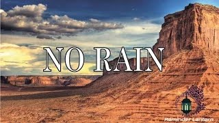 No Rain | Very Powerful Reminder | Mohamed Hoblos