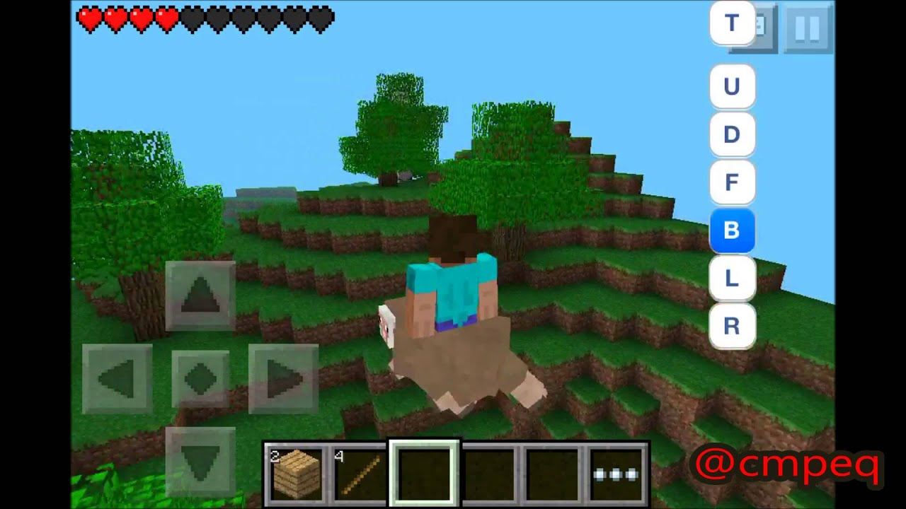 [Preview] Flyable Mobs for Minecraft PE! - For 0.7.2 Alpha ...