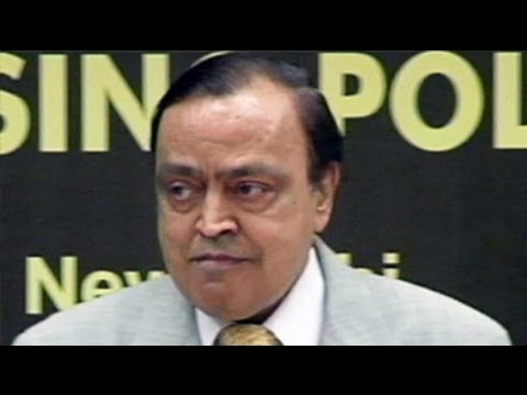 Former Union Minister and senior Congress leader Murli Deora dies