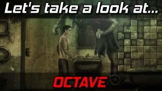 Octave - Short 2d indie horror game