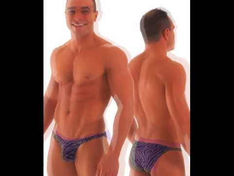 2013 Sexy Mens Swimwear by SKINZ