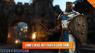 Conqueror is Dead For Now, but That's a Good Thing