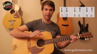 Cours de guitare Folk JIMMY de Moriarty , apprendre à jouer en finger-picking