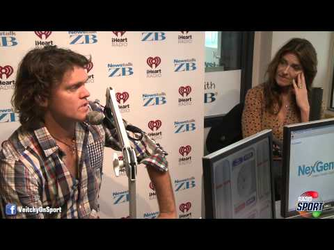 Newstalk ZB and Radio Sport: Lou Vincent interview preview