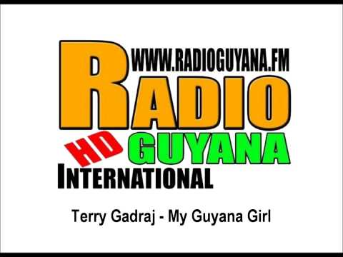 Terry Gadraj - My Guyana Girl