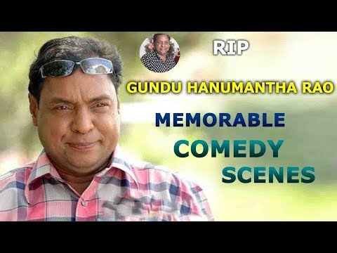 Gundu Hanumantha Rao (RIP) Memorable Comedy Scenes | 2018 Telugu Latest Movies