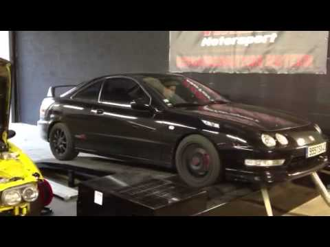 Honda ITR DC2 K20A JDM rgle  263ch by HRED Motorsport !!