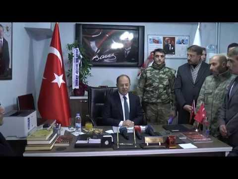 """Başbakan Yardımcısı Akdağ: """"Terörün Başı Ezildi"""""""