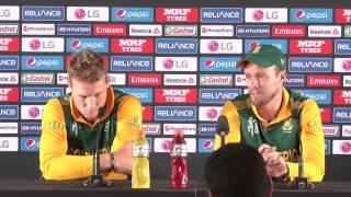 De Villiers full of praise for Miller and Duminy