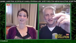 🔴 Reefer Revolution LIVE! Blunt Commentary on Marijuana in MSM, Politics of Pot & Cannabis Care