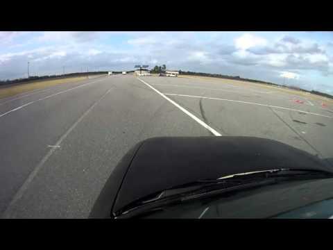 Auto-x 2012-02-05 Run 6