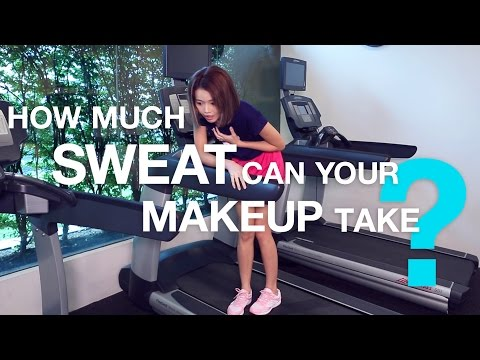 How Much Sweat Can Your Makeup Take?
