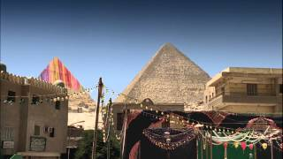 pyramid test blue ray video hd 1080p