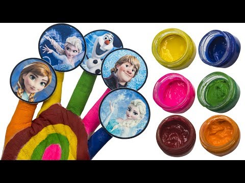 DIY How To Make Play Doh Disney Princess Frozen Elsa - Lollipop Candy Play Doh Surprise Toys Elsa