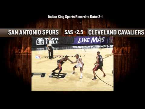 Pick And Roll The Dice: Spurs at Cavaliers & Grizzlies at Raptors