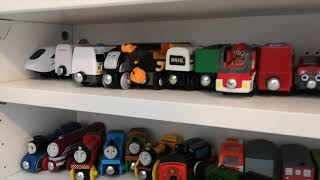 Thomas Tank Engine, Assembly Video for Kids, Wooden Trains, Build and Play, learn, Fun Slide Toys