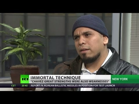 Immortal Technique: Capitalism is way to nowhere