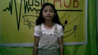 Download Lagu Hallelujah by Floydeth Mae@ The MUSIC HUB Gratis STAFABAND