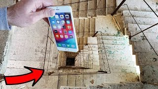 EXPERIMENT: Dropping iPHONE from 10th FLOOR