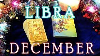 Libra December 2016 Psychic Tarot Reading