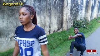 FUNNY BEHIND THE SCENE ][ Nollywood Comedy