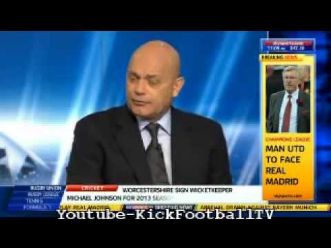 Sky Sports pundits reaction to Real Madrid vs Man Utd Draw in the Champions League
