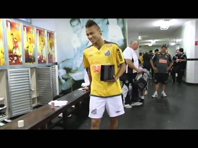 Neymar dança