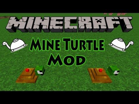 Mine turtle explosion - photo#4