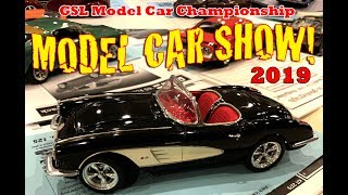 The Worlds Best Model Car Contest! The 2019 GSL Model Car Championship