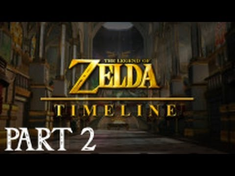 Timeline: The Legend of Zelda - Part 2