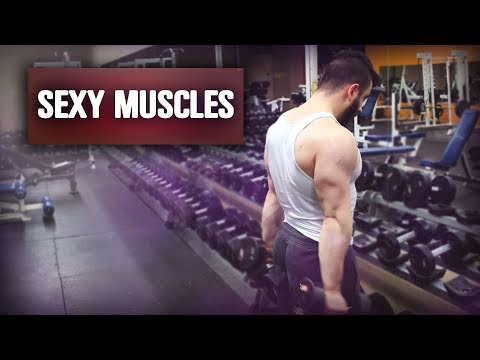 Top 3 Muscles For Looking Attractive
