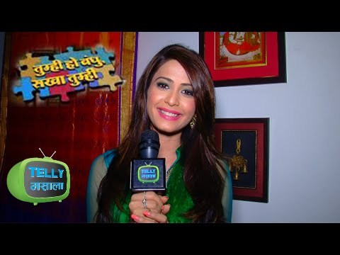 Dimple Jhangiani As Avni Pethawala In Tum Hi Ho Bandhu Sakha Tumhi | Zee Tv video