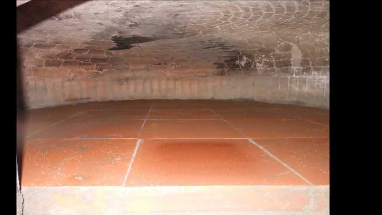 Mattoni refrattari per forno a legna cupola forni a for Forno a legna in mattoni refrattari
