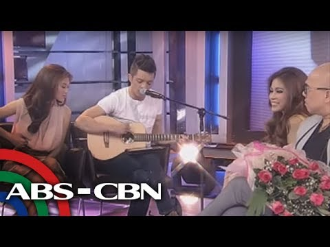 Bamboo teases 'Voice' fans with song number