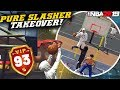 NBA 2K19 Park: 93 Overall Pure Slasher Is Unstoppable With Takeover! MyPark Gameplay Mp3