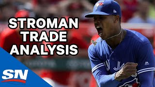 Blue Jays' Marcus Stroman Trade Analysis: Do You Like The Return?