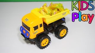 Car truck toy - Toys for kids KIDS Play