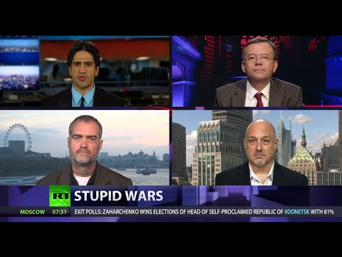 CrossTalk: Stupid Wars