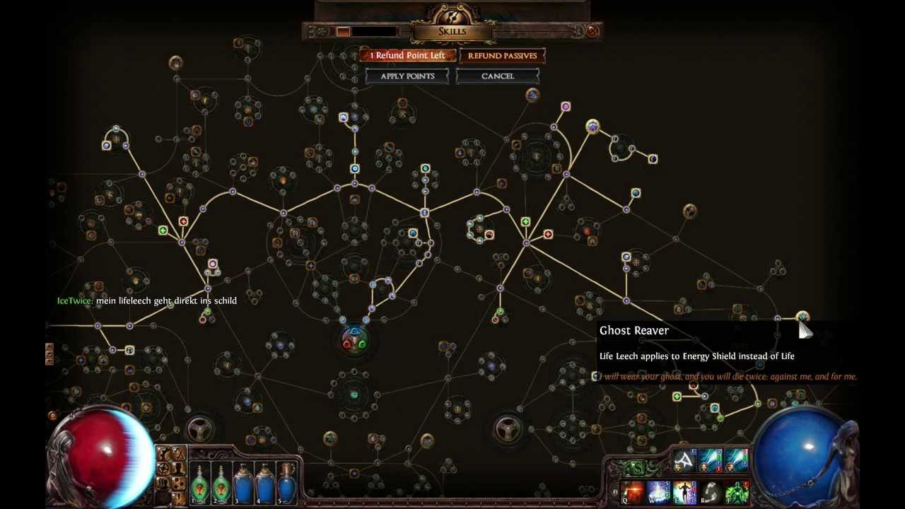 Path Of Exile Build Build Witch