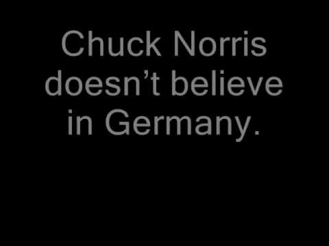 Funny Chuck Norris Jokes Video