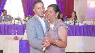 Mother and Son Dance An Indian Trinidad Wedding Video Photo Production Services Woodbridge Ontario