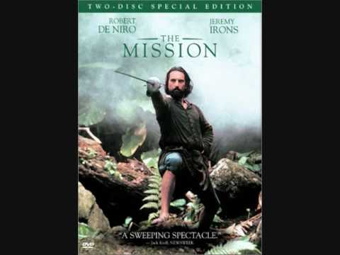 The Mission Theme - Gabriel's Oboe (Ennio Morricone)