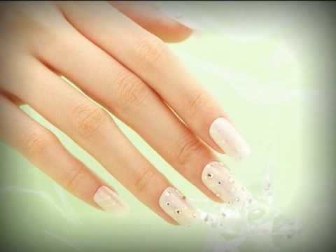 Advance Japan Nail Art Lesson Part 1 - YouTube