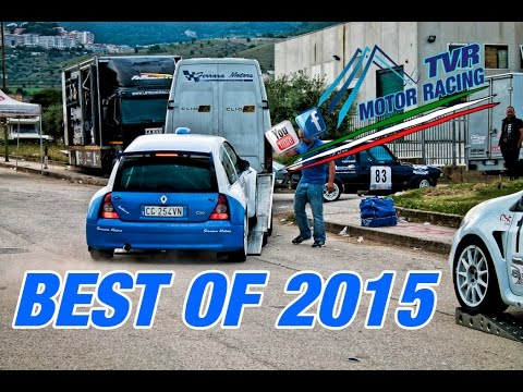 BEST OF 2015 CRASH&SHOW By. TVR MOTOR RACING