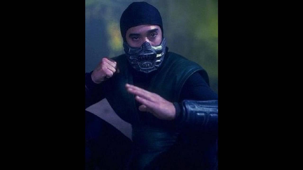 Mortal kombat reptile movie - photo#19